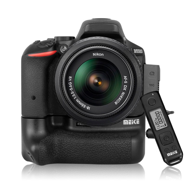 MK-D5500 Pro  Battery Grip