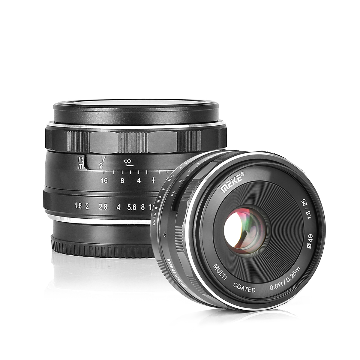 MEIKE 25MM F/1.8 Mirrorless Camera Lens